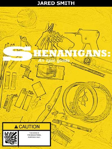 9780646550374: Shenanigans: An epic guide