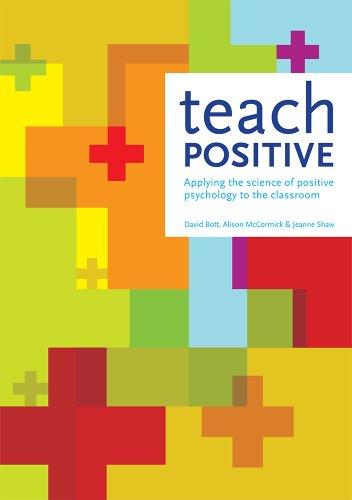 9780646554495: Teach Positive