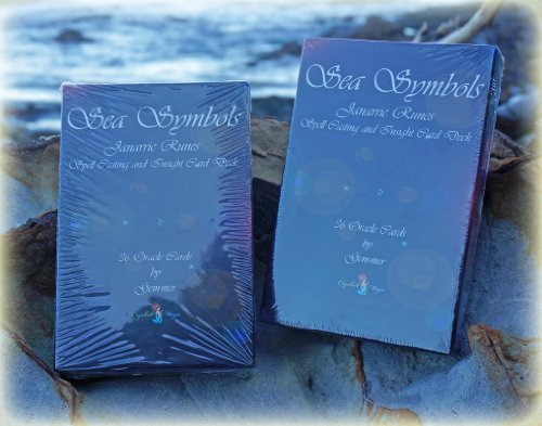 9780646911182 Sea Symbols Janarric Runes Spell Casting And