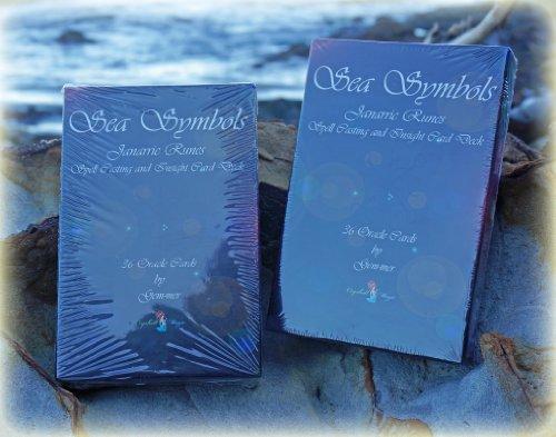 9780646911182: Sea Symbols - Janarric Runes Spell Casting and Insight Card Deck