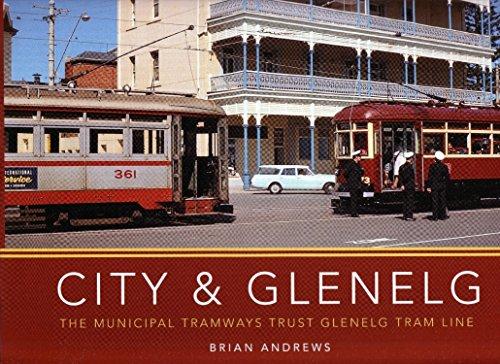 City & Glenelg (Hardcover): Brian Andrews