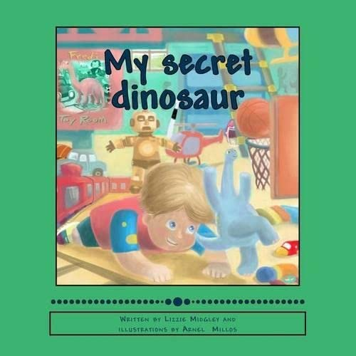 My secret dinosaur: Lizzie Midgley