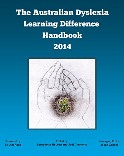 9780646924335: The Australian Dyslexia Learning Difference Handbook