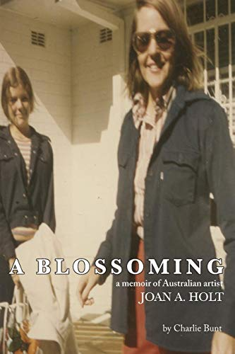 9780646938554: A Blossoming