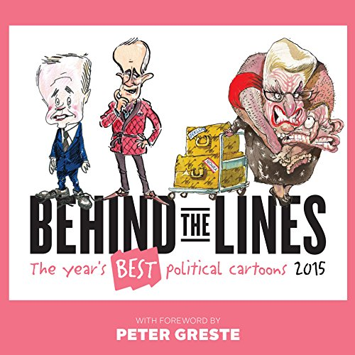 Behind the Lines (Paperback): Museum of Australian Democracy