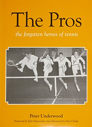 The Pros (Paperback): Peter Underwood