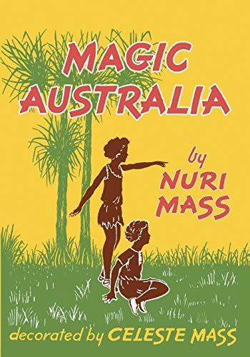 Magic Australia (Paperback): Nuri Mass