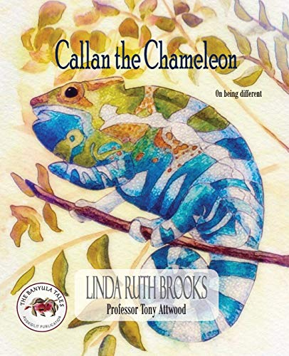 9780648190295: Callan the Chameleon: On being different