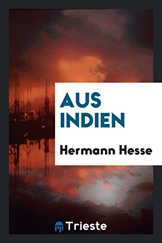 Aus Indien (German Edition): Hesse, Hermann