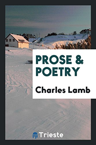 9780649004690: Prose & poetry