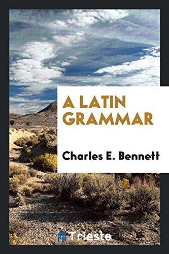 9780649043057: A Latin Grammar