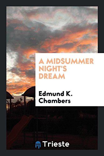 9780649051205: A Midsummer Night's Dream