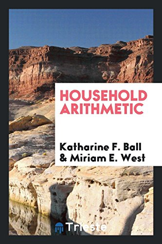 9780649085972: Household arithmetic