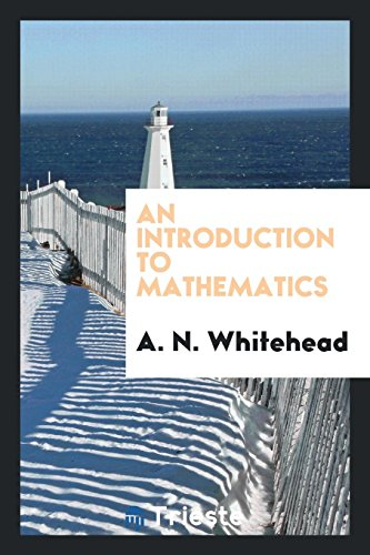 9780649087655: An introduction to mathematics