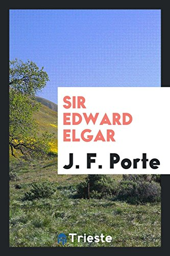 9780649109593: Sir Edward Elgar
