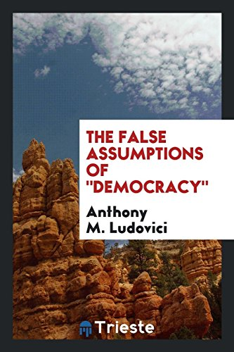9780649110858: The false assumptions of democracy