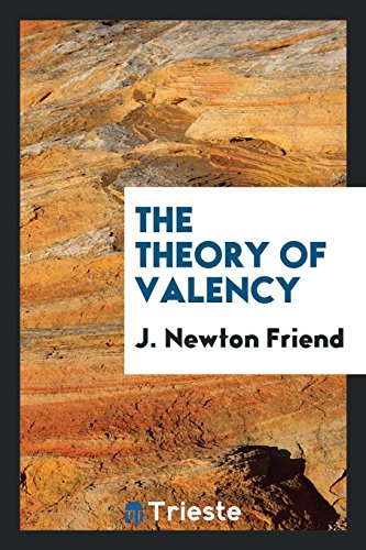 9780649125395: The Theory of Valency