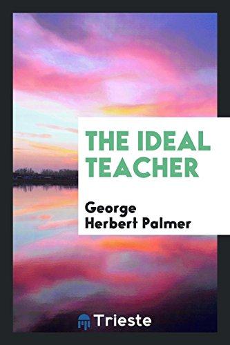 9780649197897: The ideal teacher