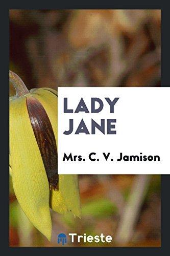 Lady Jane (Paperback): Mrs C V