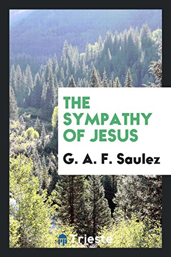 9780649223572: The sympathy of Jesus