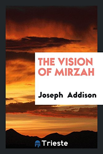 9780649233281: The Vision of Mirzah
