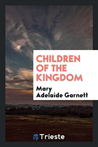 9780649255108: Children of the kingdom