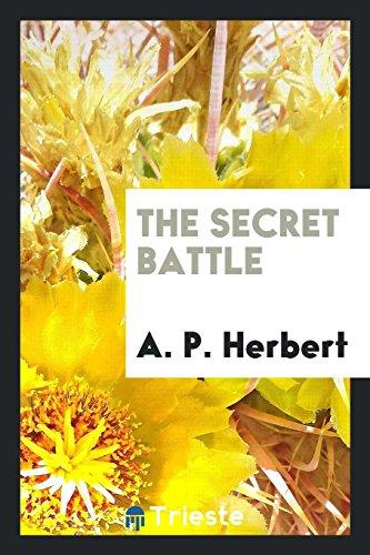 9780649280223: The secret battle