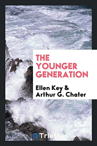 9780649382323 - Key, Ellen: The Younger Generation - Book