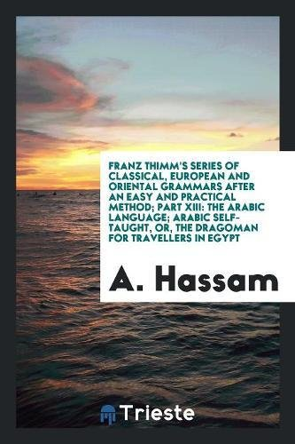 Franz Thimm's Series of Classical, European and: A. Hassam