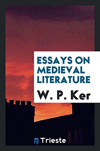 9780649576883: Essays on Medieval Literature