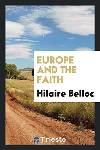 9780649578283: Europe and the Faith