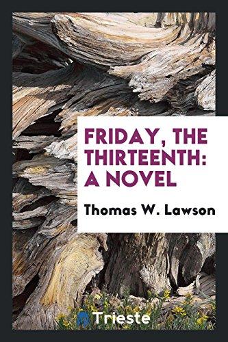 9780649588886: Friday, the Thirteenth: A Novel