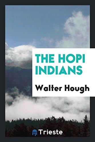 9780649606825: The Hopi Indians