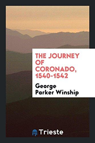 9780649620203: The Journey of Coronado, 1540-1542
