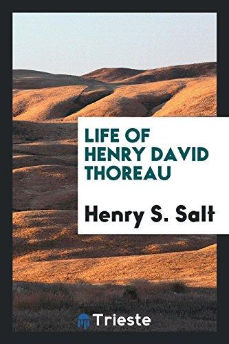 9780649633760: Life of Henry David Thoreau