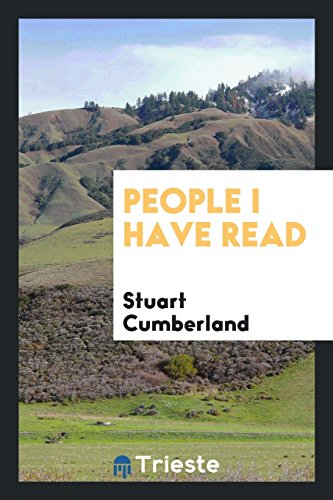 9780649669202: People I Have Read