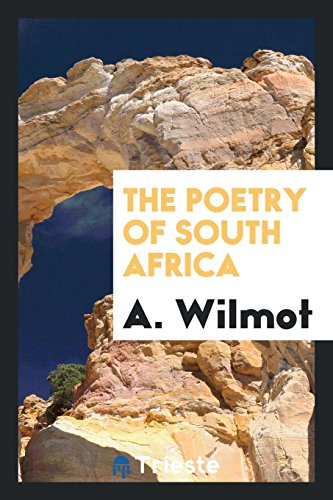 9780649675999: The Poetry of South Africa