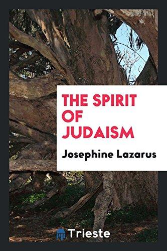 9780649710546: The Spirit of Judaism