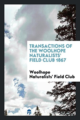 1d05a7d5258fc Transactions of the Woolhope Naturalists  Field Club  Woolhope Naturalists   Field