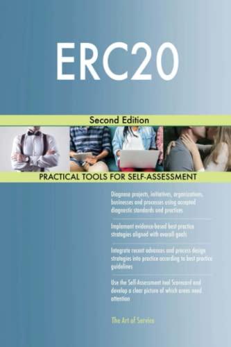 ERC20 Second Edition: Gerardus Blokdyk