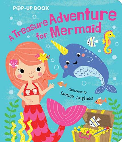9780655212799: A Treasure Adventure for Mermaid (Tissue Pop Ups)