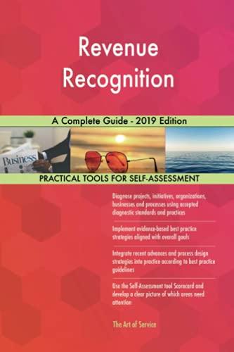 Revenue recognition A Complete Guide - 2019