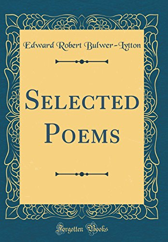 9780656470983: Selected Poems (Classic Reprint)
