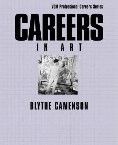9780658000270: Careers in Art (Vgm Professional Careers Series)