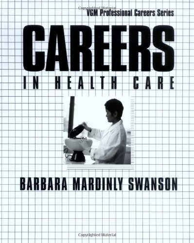 9780658000720: Careers in Health Care