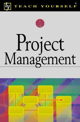 9780658000782: Teach Yourself Project Management