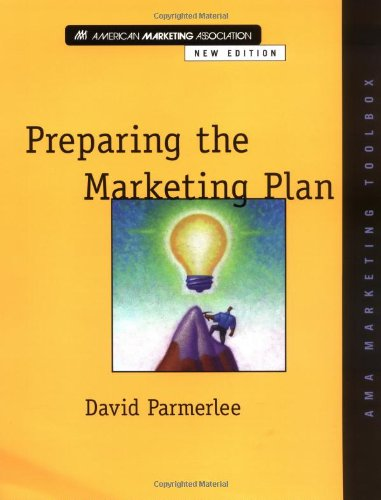 9780658001345: Preparing the Marketing Plan (AMA Marketing Toolbox)