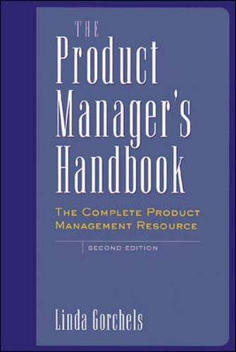 9780658001352: The Product Manager's Handbook : The Complete Product Management Resource