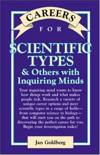 9780658002137: Careers for Scientific Types & Others with Inquiring Minds (Careers for You Series)