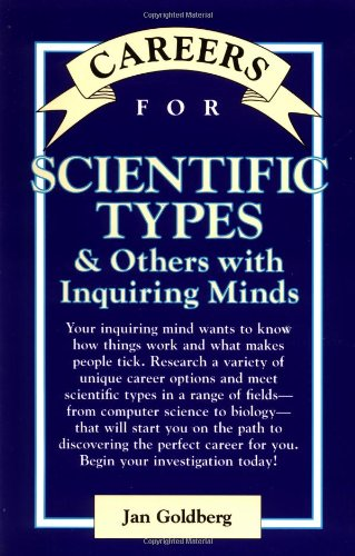 9780658002144: Scientific Types and Others with Inquiring Minds (Careers for You Series)
